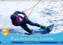 Wakeboarding Extrem (Wandkalender 2019 DIN A3 quer) von Heiligenstein,  Marc