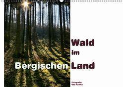Wald im Bergischen Land 2018 (Wandkalender 2018 DIN A2 quer) von Haafke,  Udo