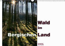 Wald im Bergischen Land 2019 (Wandkalender 2019 DIN A3 quer) von Haafke,  Udo