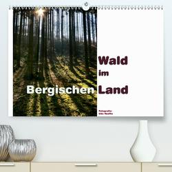 Wald im Bergischen Land 2021 (Premium, hochwertiger DIN A2 Wandkalender 2021, Kunstdruck in Hochglanz) von Haafke,  Udo