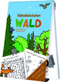Wald – Rätselblöckchen von Bartsch,  Charis, Nick,  Svenja