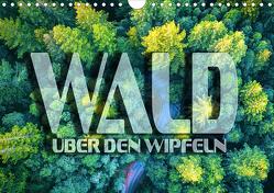 Wald – über den Wipfeln (Wandkalender 2020 DIN A4 quer) von Bleicher,  Renate
