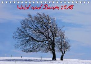 Wald und Baum 2018 (Tischkalender 2018 DIN A5 quer) von Geduldig,  Bildagentur