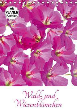 Wald- und Wiesenblümchen (Tischkalender 2019 DIN A5 hoch) von Eppele,  Klaus