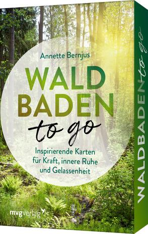 Waldbaden to go von Bernjus,  Annette