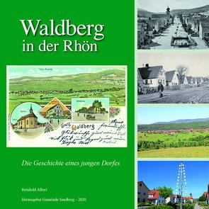 Waldberg in der Rhön von Albert,  Reinhold, Albert,  Theo, Eckert,  M, Enders,  B, Herda,  E, Hippeli,  B, Lembach,  F