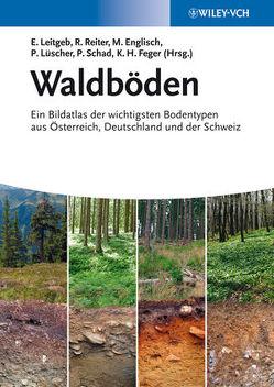 Waldböden von Englisch,  Michael, Feger,  Karl-Heinz, Leitgeb,  Ernst, Lüscher,  Peter, Reiter,  Rainer, Schad,  Peter