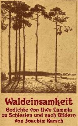 Waldeinsamkeit von Lammla,  Uwe
