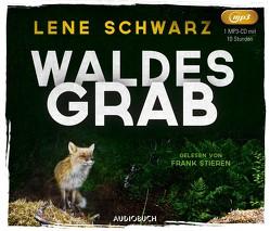 Waldesgrab von Schwarz,  Lene, Stieren,  Frank