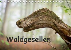 Waldgesellen – entdecke die Vielfalt (Tischkalender 2019 DIN A5 quer) von Losekann,  Holger