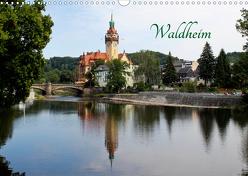 Waldheim (Wandkalender 2020 DIN A3 quer) von hochbildfoto-4you.de,  H.Taube