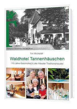Waldhotel Tannenhäuschen von Michalak,  Tim