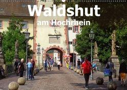 Waldshut am Hochrhein (Wandkalender 2018 DIN A2 quer) von Brunner-Klaus,  Liselotte