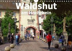 Waldshut am Hochrhein (Wandkalender 2018 DIN A4 quer) von Brunner-Klaus,  Liselotte