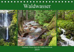 Waldwasser (Tischkalender 2019 DIN A5 quer) von Klinder,  Thomas
