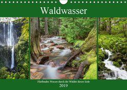 Waldwasser (Wandkalender 2019 DIN A4 quer) von Klinder,  Thomas