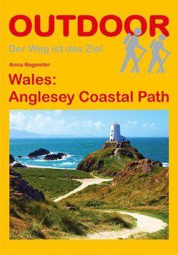 Wales: Anglesey Coastal Path von Regeniter,  Anna
