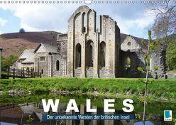 Wales – der unbekannte Westen der britischen Insel (Wandkalender 2019 DIN A3 quer) von CALVENDO