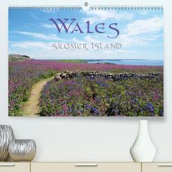 WALES Skomer Island (Premium, hochwertiger DIN A2 Wandkalender 2021, Kunstdruck in Hochglanz) von Uhl,  Ruth
