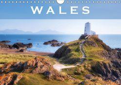 Wales (Wandkalender 2019 DIN A4 quer) von Kruse,  Joana