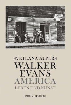 Walker Evans von Alpers,  Svetlana