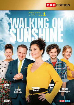 Walking on Sunshine von Madani,  Proschat, Palfrader,  Robert