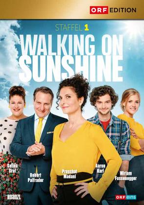 Walking on Sunshine von Madani,  Proschat, Palfrader,  Robert