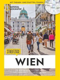 Walking Wien von Geiss,  Heide Marie Karin