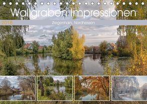 Wallgraben Impressionen (Tischkalender 2018 DIN A5 quer) von Ries,  Lidia