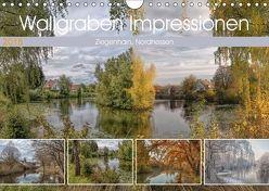 Wallgraben Impressionen (Wandkalender 2018 DIN A4 quer) von Ries,  Lidia