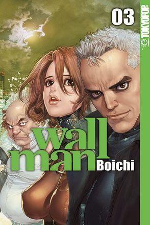 Wallman 03 von Boichi
