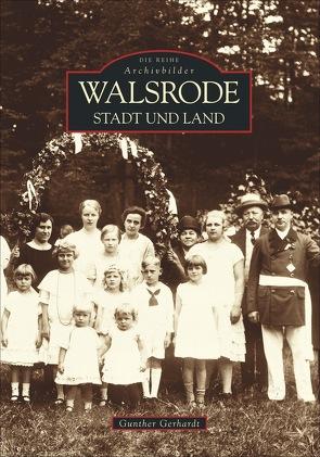 Walsrode von Gerhardt,  Gunther