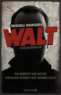 Walt von Czwikla,  Frauke, Wangersky,  Russell