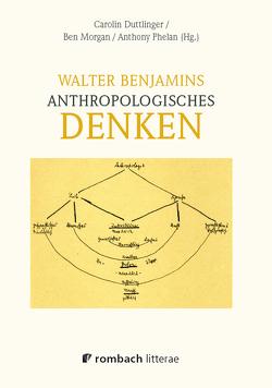 Walter Benjamins anthropologisches Denken von Duttlinger,  Carolin, Morgan,  Ben, Phelan,  Anthony
