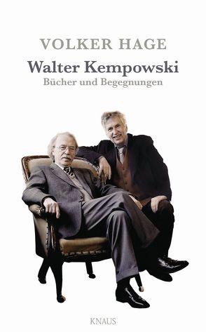 Walter Kempowski von Hage,  Volker