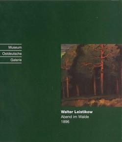 Walter Leistikow von Tittel,  Lutz