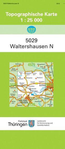 Waltershausen Nord