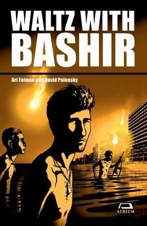 Waltz with Bashir von Folman,  Ari, Freitag,  Heinz, Polonsky,  David
