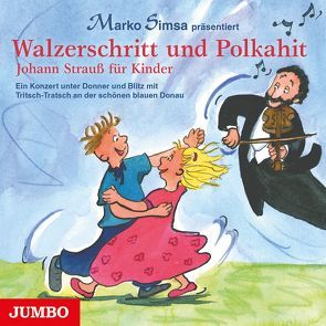 Walzerschritt und Polkahit von Simsa,  Marko