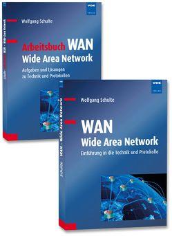WAN – Wide Area Network (Set) von Schulte,  Wolfgang