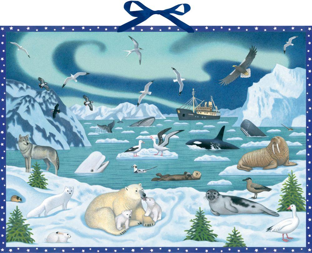 Großzügig Arktische Malvorlagen Fotos - Malvorlagen Von Tieren ...