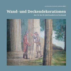 Wand- und Deckendekorationen des 14. bis 20. Jahrhunderts in Stralsund von Kahle,  Sabine, Möller,  Gunnar, Thomas,  Firederike