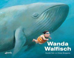 Wanda Walfisch von Bougaeva,  Sonja, Calì,  Davide