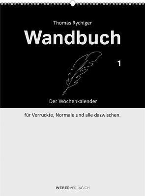 Wandbuch von Rychiger,  Thomas