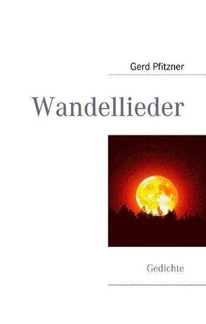 Wandellieder von Pfitzner,  Gerd