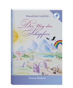 Wandelnde Gedichte von Mattern,  Dennis