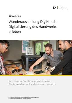 Wanderausstellung DigiHand – Digitalisierung des Handwerks erleben von Eyrich,  Ralph, Ruhland,  Matthias, Scharp,  Michael