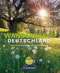 Wanderbildband Wanderbares Deutschland von KOMPASS-Karten GmbH
