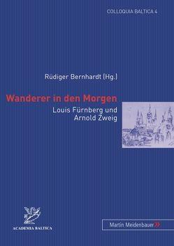 Wanderer in den Morgen von Bernhardt,  Rüdiger
