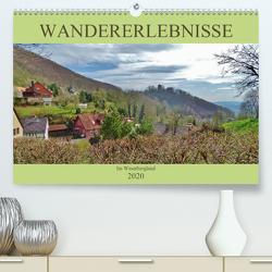 Wandererlebnisse im Weserbergland (Premium, hochwertiger DIN A2 Wandkalender 2020, Kunstdruck in Hochglanz) von Janke,  Andrea